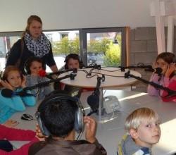 Place aux Enfants à UpRadio