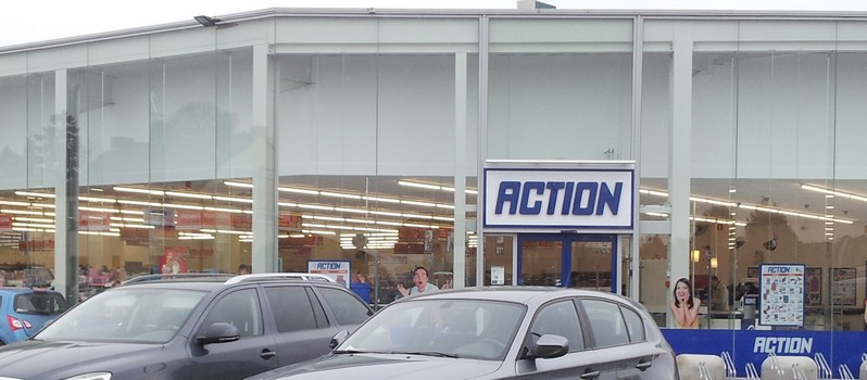 Magasin Action à Perwez