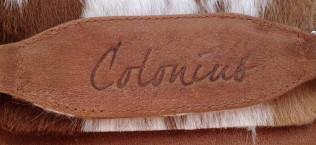 Colonius, une marque de maroquinerie made in Belgium