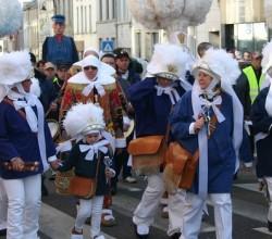 Carnaval des enfants en 2012