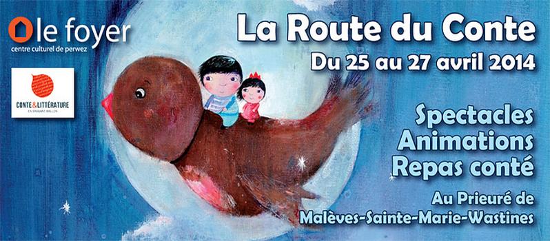 Route du Conte 2014